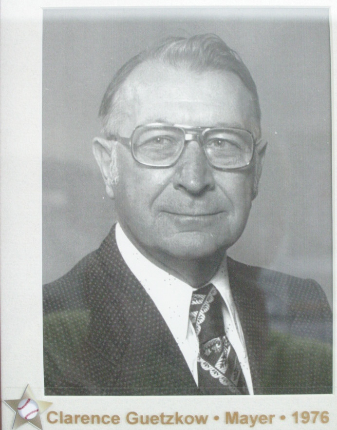 Clarence Guetzkow